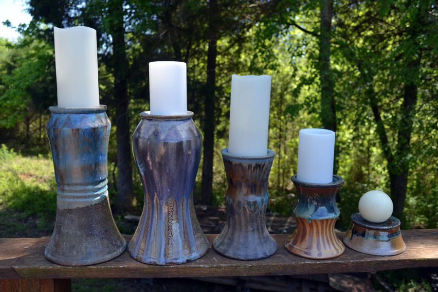Joseph Sand | Candleholders