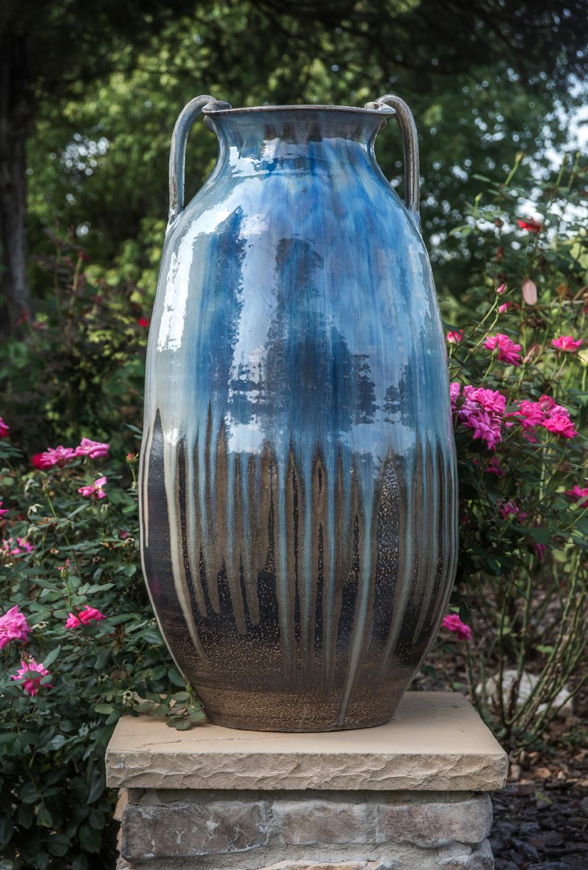 Big Blue Vase