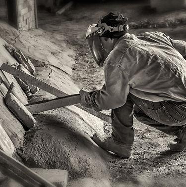 Joseph Sand - Dec 2019 Kiln Firing - Pho