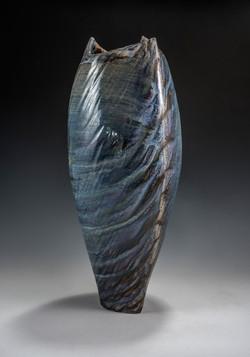 Side Fired Vase - Side 2