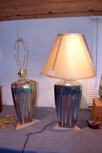 Joseph Sand | Sculptural Lamps