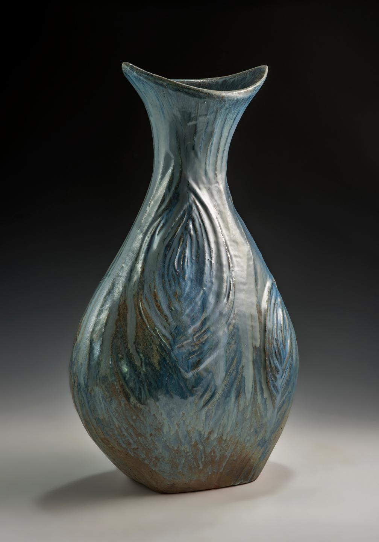 Blue Vase - Side 2