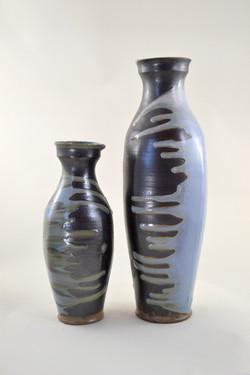 Vase Bottles - Side Fired