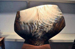 Large Sculpture on Table