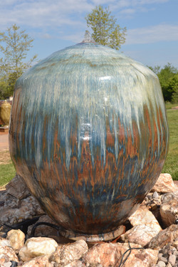 Large, Outdoor Fountain