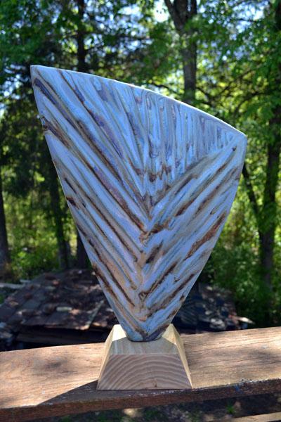 Joseph Sand | Sculptural Axe
