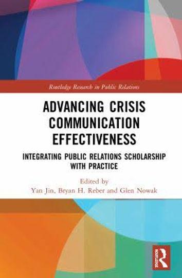Advancing Crisis Communication Effective