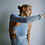 Thumbnail: DINA BODYSUIT - BLUE