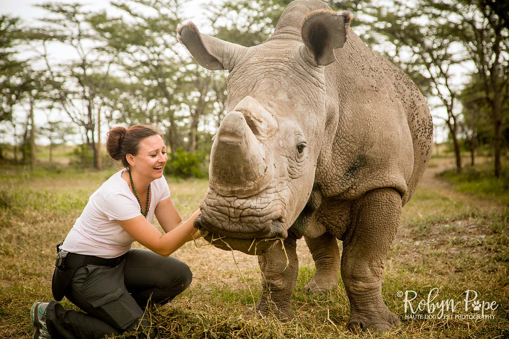 Dallas pet photographer travels to Kenya