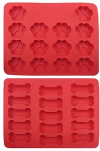 dog popsicle treat mold