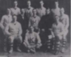 University of Kansas Basketball Team ~ 1908