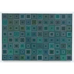Yong+Sin,+Square+No.+513,+2013,+Acrylic+
