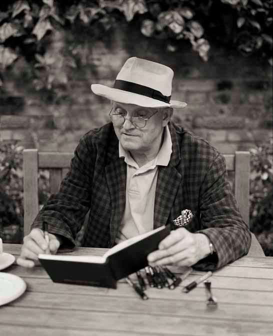 David Hockney Pembroke Studios London, 2002