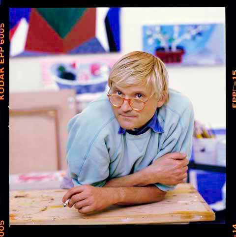 David Hockney, 1991