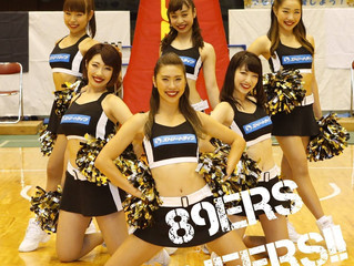 Bleague・仙台89ERS【89ERS CHEERS]
