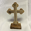 Thumbnail: Standing 18cm Olive Wood Cross