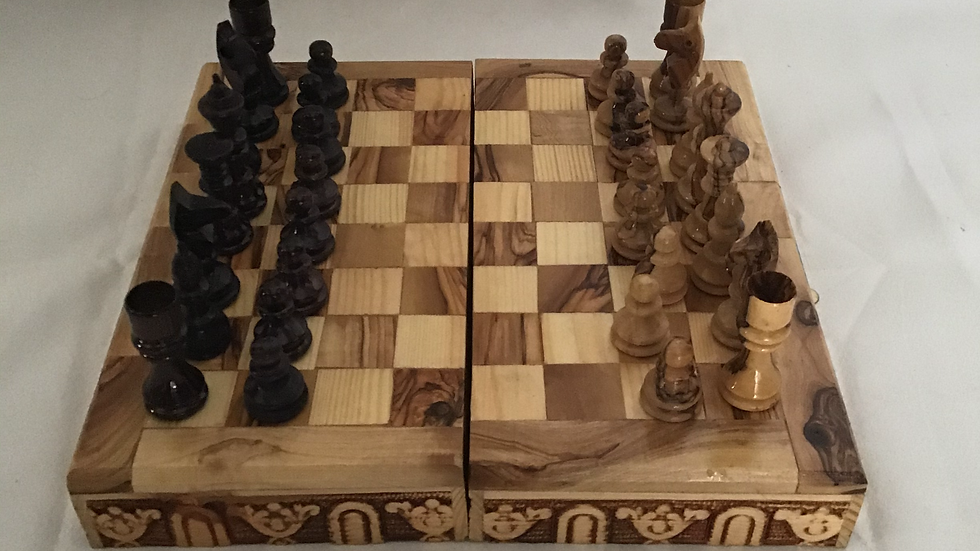 Designed 10in Chess
