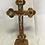 Thumbnail: Standing 27.5cm Olive Wood Cross