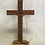 Thumbnail: Standing 37.5cm Olive Wood Cross