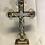 Thumbnail: Standing 22cm Olive Wood Cross