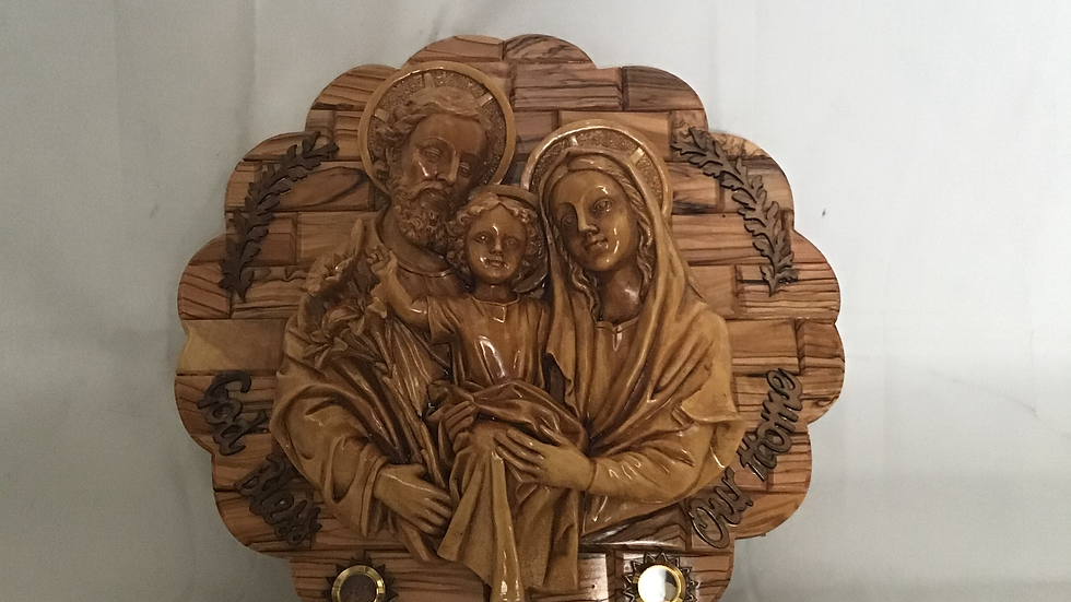 Holy Family-Round
