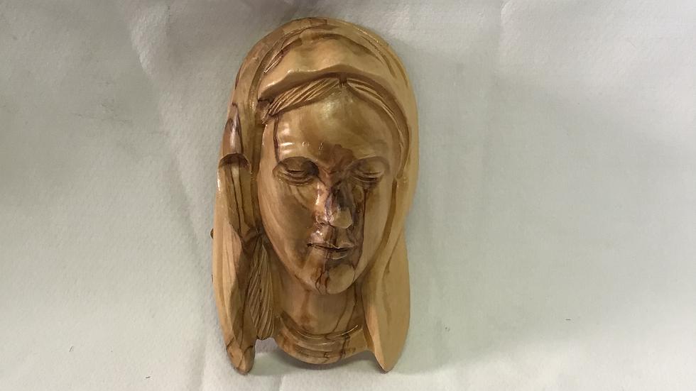 Virgin Mary Head