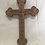 Thumbnail: 58cm Olive Wood Cross