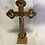Thumbnail: Standing 22cm Olive Wood Cross
