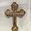 Thumbnail: 18cm Olive Wood Cross