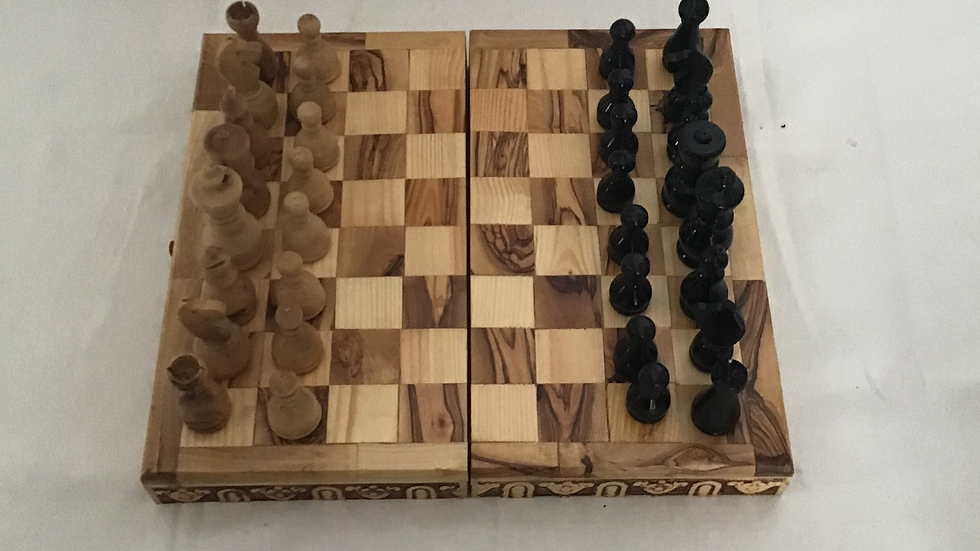 Designed 12in Chess