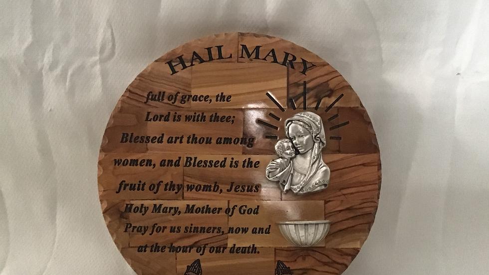 Hail Mary-Round