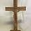 Thumbnail: Standing 35cm Olive Wood Cross