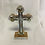 Thumbnail: Standing 13cm Olive Wood Cross