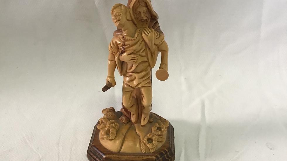 Mercy Statue