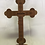 Thumbnail: Standing 42cm Olive Wood Cross