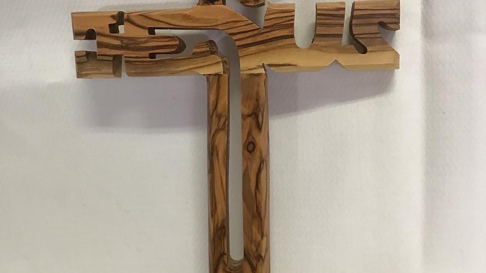 15cm Jesus Cross