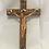 Thumbnail: 35cm Olive Wood Cross