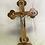 Thumbnail: Standing 33cm Olive Wood Cross