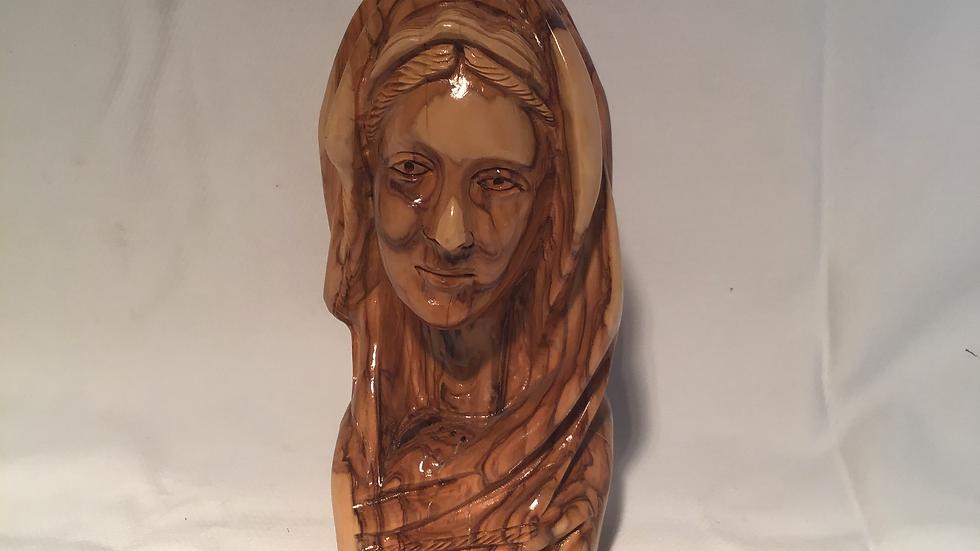 Head of Virgin Mary