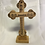 Thumbnail: Standing 18cm Olive Wood Cross