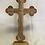 Thumbnail: Standing 39cm Olive Wood Cross