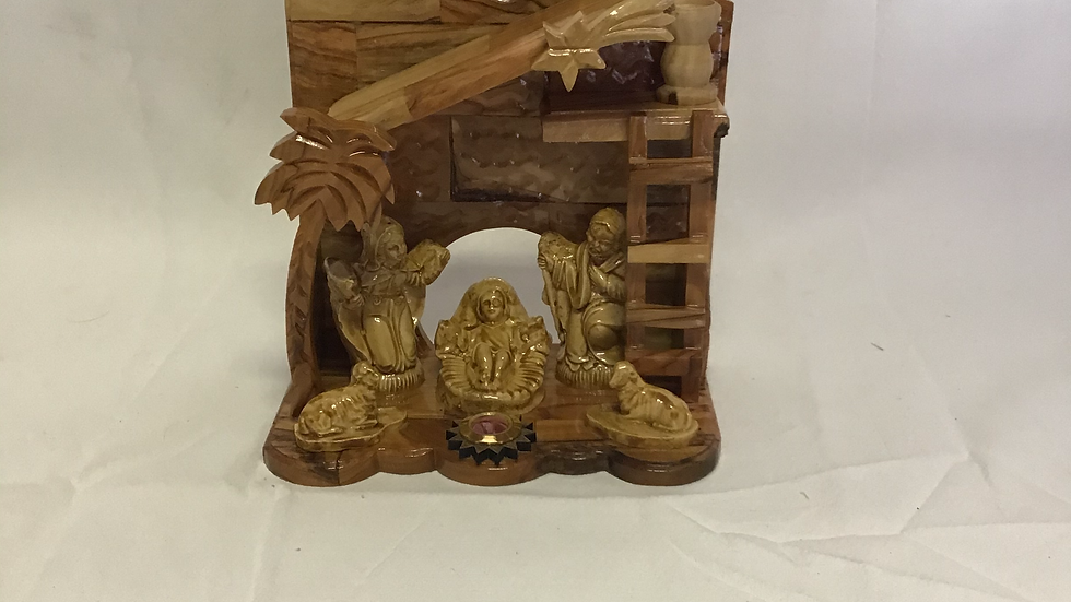 6in Nativity Set