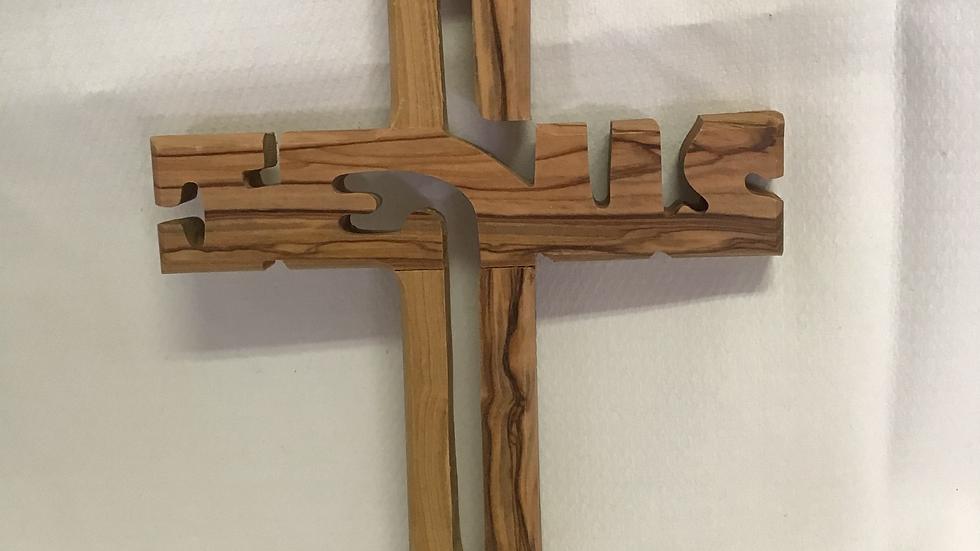 20cm Jesus Cross