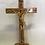 Thumbnail: Standing 50cm Olive Wood Cross