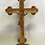 Thumbnail: Standing 55cm Olive Wood Cross