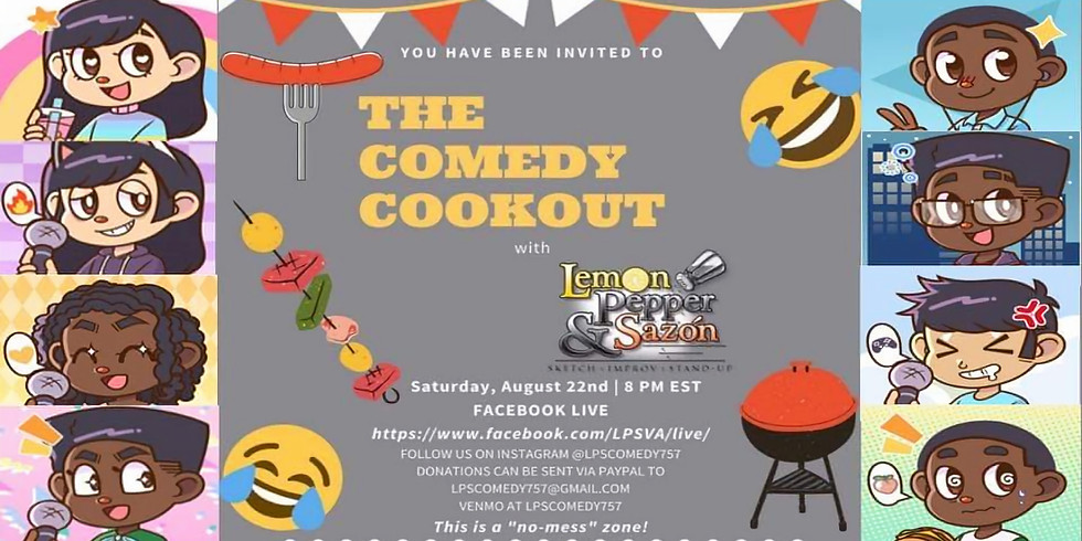 The Comedy Cookout