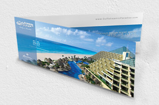 Invitation Card for Gulfstream Menu Pic.