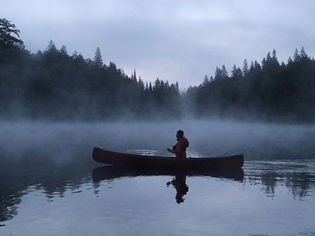 Algonquin Park Canoe Trip - What you need to pack