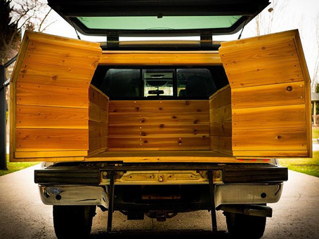 Why I Chose to Build a Slide-Out Camper Extension for My Pickup Truck