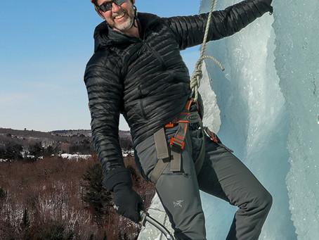 Ice Climbing Adventure - Discover Ontario